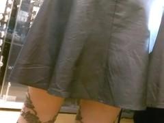 leather skirt - compil voyeur  jupe cuir