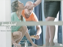 Gina Gerson in Breakfast in Bed - StepmomLessons
