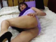 Nicole fucked with double anal penetration