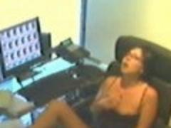 Hottest pornstar in crazy amateur, masturbation sex movie