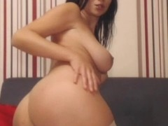 Solo Penetration And Orgasm Of Wild Pretty Babe