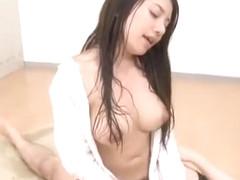 Incredible Japanese chick in Fabulous Secretary, Big Tits JAV scene