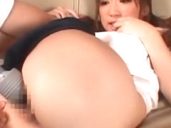 Best Japanese model Ami Achijo in Crazy Fingering, Hardcore JAV movie