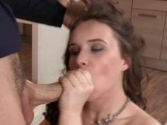 Best pornstar in Horny Blowjob, Anal porn video