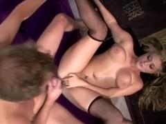 Bailey fucks hardcore with her boyfriend