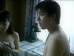 Japanese Family Three-Some (Uncensored)