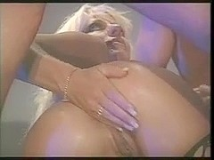 JR Carrington anal fuck