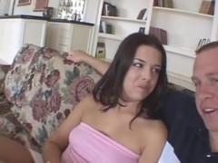 Drilling cute Demi's butt 2