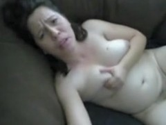Breasty white mature likes the bbc