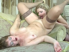 GirlsForMatures Movie: Leonora and Jaclyn A