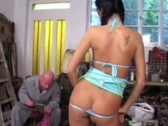 Busty Amateur Timi Rides Hard Dick