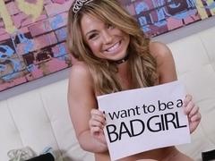 Beauty Queen Katerina Kay Wants Slut Training - BrainWashedTeens