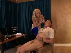 Exotic pornstar Bree Olson in Incredible Pornstars, Blonde porn scene