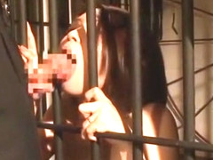 Crazy Japanese chick Yu Anzu in Incredible Fetish, BDSM JAV clip