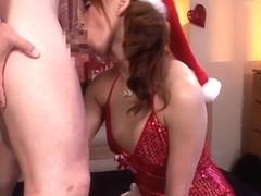 Fabulous Japanese chick Akiho Yoshizawa in Amazing stockings, fishnet JAV clip