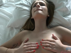 Best pornstar Maci Winslett in Incredible Medium Tits, College adult clip