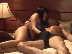 Amazing pornstar Veronica Rayne in crazy brunette, cumshots xxx movie