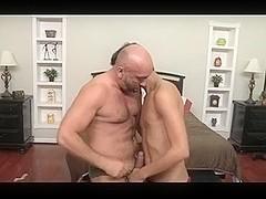 Maduro y su pareja en la cama