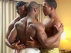 Marc Williams and the twins Keyon & Teyon