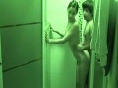gal can't live without to fuck in the shower