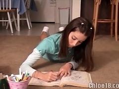 Kinky Homework Fun