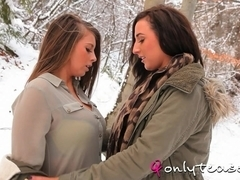 OnlyTease Video: Sarah James & Stacey P