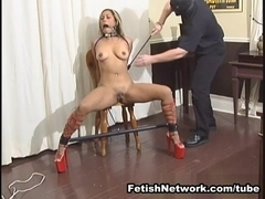 FetishNetwork Movie: Bondage in Red Heels