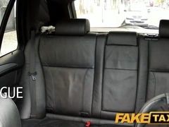 FakeTaxi: Cookie trickling over large thick shlong