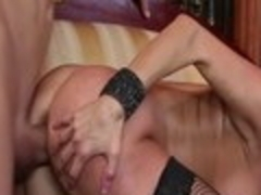 Best pornstar Nikita Von James in fabulous cunnilingus, blowjob porn scene