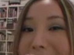 Crazy pornstar Lacey Tom in horny asian, pov xxx scene