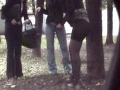 Girls Pissing voyeur video 102
