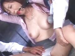 Exotic Japanese girl Ryoko Murakami in Horny Masturbation/Onanii, Dildos/Toys JAV scene