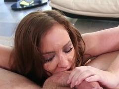 Fabulous pornstar Maddy Oreilly in Incredible Pornstars, Blowjob sex movie