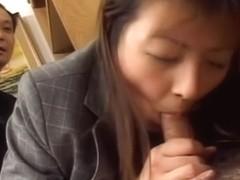 Amazing Japanese slut in Hottest JAV uncensored Creampie clip