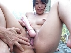 Crazy Japanese girl Eririka Katagiri in Amazing JAV uncensored Outdoor movie