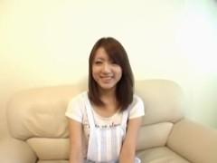 AV experience Miki nineteen years old