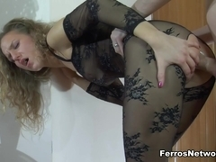 AnalScreen Clip: Barbara and Rolf