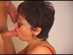 Meeting a mature woman 1