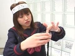 Sawaguchi Asuka  in Asuka Sawaguchi Academy Of St. Semen