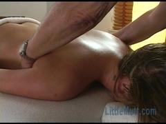 Little Mutt Video: Sadie Sweet Massage