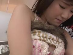 Hottest Japanese slut Tsuna Kimura in Fabulous JAV uncensored Creampie scene