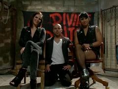 Female domination. Interview