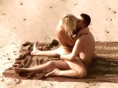 Beach sex video