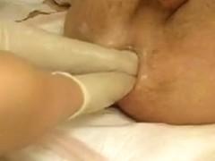Amazing Amateur record  with fetish scenes
