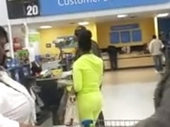 Wal Mart booty