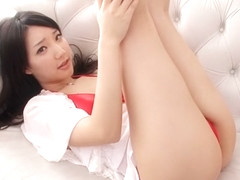 Horny Japanese chick Yui Fujishima in Fabulous couple, small tits JAV movie