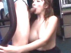 Horny Japanese whore Hitomi Kitagawa, Reon Otowa, Yuka Kojima in Incredible Public JAV video