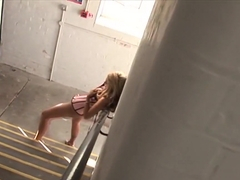 Exotic pornstar Carmel Moore in hottest blonde, facial porn movie