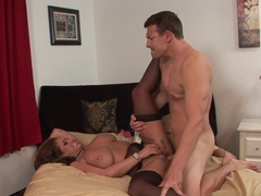 Incredible pornstar Eva Notty in Fabulous Big Tits, Stockings sex video