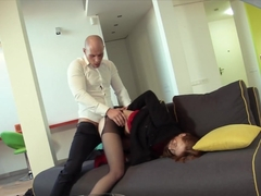 Amazing pornstar Linda Sweet in Fabulous Redhead, Cumshots xxx video